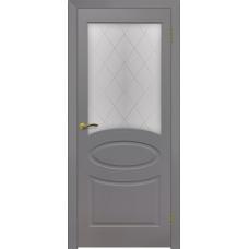 Межкомнатные двери «Виктория» (матовая)