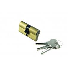 Ключевой цилиндр 60C AB (бронза)