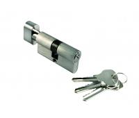 Ключевой цилиндр 60CK SN (никель)