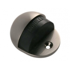 Дверной упор Morelli DS1 SN (никель)