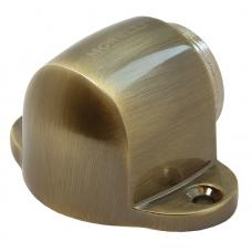 Дверной магнитный упор Morelli MDS-1 AB (бронза)