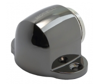 Дверной магнитный упор Morelli MDS-1 BN (черный никель)