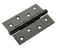 Петля стальная универсальная с 4-мя подшипниками MS 100X70X2.5-4BB BL (черный)