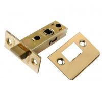 Защелка межкомнатная LP6-45 PG (золото)