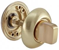 Завертка сантехническая MH-WC SG/GP (матовое золото/золото)