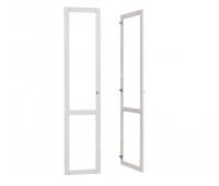 Комплект 2-х дверей к стеллажу «Бостон» (стеклянные)