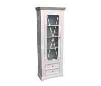 Шкаф для посуды  «Форест» ( узкий 1 дверь 2 ящика)