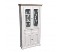 Шкаф для посуды  «Форест» (широкий 4 двери 1 ящик)