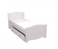 Кровать «Милано» (с ящиком)