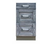 """Шкаф-стол """"Монблан"""" (400) (с 3-мя ящиками)"""