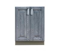 """Шкаф-стол """"Монблан"""" (600) (2 двери, с полкой)"""
