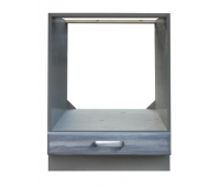 "Шкаф-стол ""Монблан"" (600) (под духовой шкаф)"