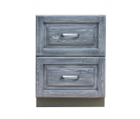 """Шкаф-стол """"Монблан"""" (600) (с 2-мя ящиками)"""