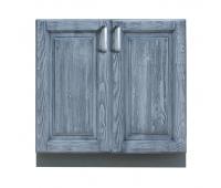"""Шкаф-стол """"Монблан"""" (800) (2 двери, с полкой)"""