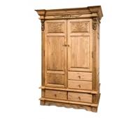 Шкаф «Викинг GL» 2-х дверный