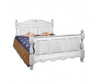 Кровать «Викинг GL» браш 2-спальная без каркаса
